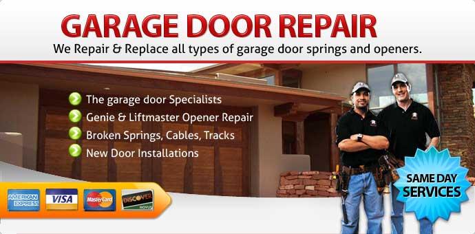 Garage Door repair Manhattan Beach CA