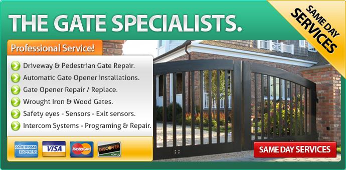 Gate Repair Manhattan Beach CA