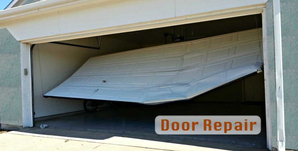 Garage door repair garage door off track repair for Garage door repair bakersfield ca